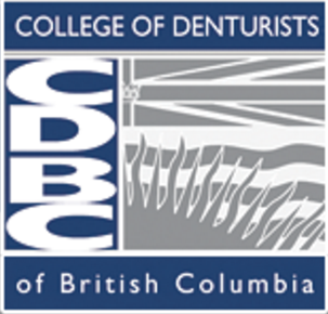 College of Denturists of BC logo